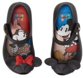 Mini Melissa Toddler Girl's Disney Twins Ii Mary Jane Shoe
