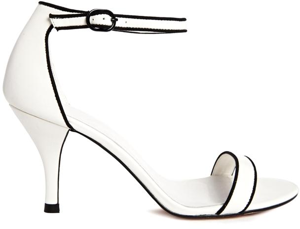Asos HARLEQUIN Heeled Sandals