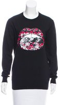 Markus Lupfer Embellished Crewneck Sweater w/ Tags