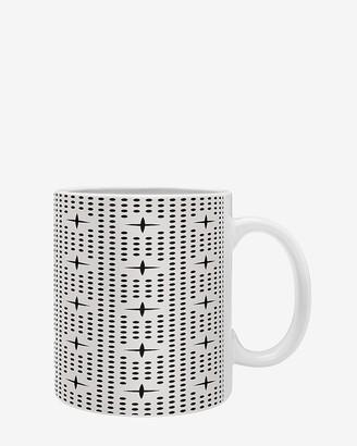 Express Deny Designs Dot & Plus Coffee Mug