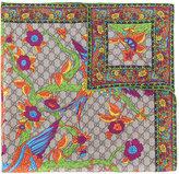 Gucci GG Jubilee print scarf - women - Silk - One Size