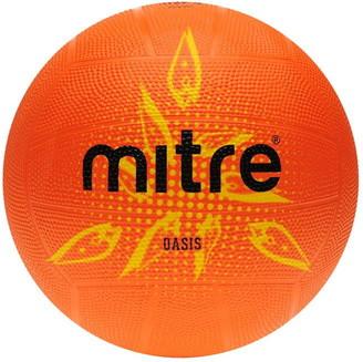 Mitre Oasis Netball Ball