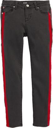 Hudson Keira Side Stripe Skinny Jeans