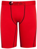 Ethika The Staple - Contrast Red