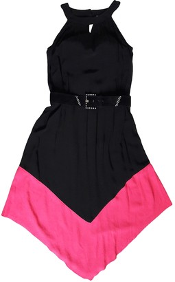 Non Signã© / Unsigned Hippie Chic Black Viscose Dresses