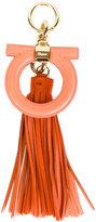 Salvatore Ferragamo tassel keyring - women - Leather - One Size