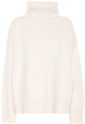 Co Wool and cashmere turtleneck sweater
