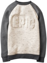 Crazy 8 Epic Raglan Pullover