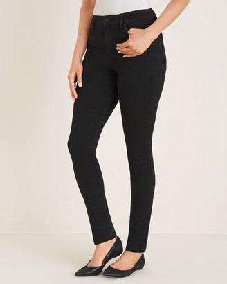 Chico's Fly-Front Jeggings