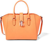 Ralph Lauren Carrington Leather Shopper
