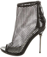 Brian Atwood Michelet Caged Sandals
