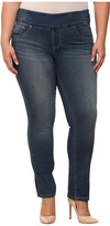 Jag Jeans Plus Size Nora Skinny Knit Denim