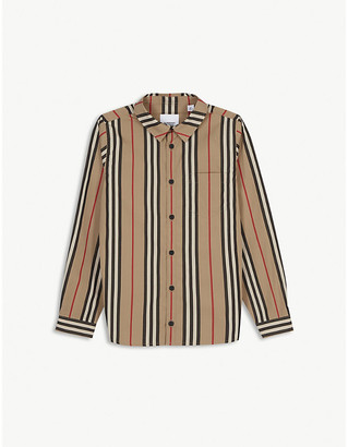 Burberry Frederick cotton shirt 3-14 years