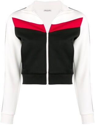 Miu Miu Colour Block Jacket
