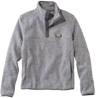 L.L. Bean Men's L.L.Bean Sweater Fleece Pullover