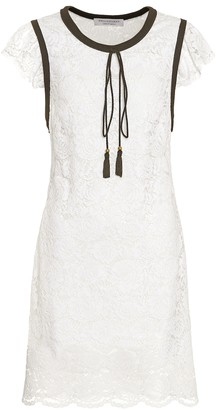 Philosophy di Lorenzo Serafini Lace dress