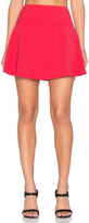 RED Valentino A-Line Mini Skirt