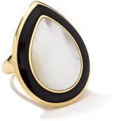 Ippolita 18k Teardrop Rock Candy Ring in Jazz