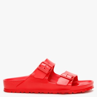 Birkenstock Arizona EVA Active Red Two Bar Mules