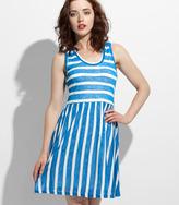 Fred Flare Marnie Striped Tank Dress