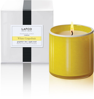 Lafco Inc. White Grapefruit Signature Candle Cabana, 15.5 oz./ 440 g