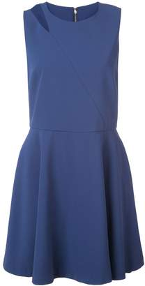 Alice + Olivia Cut Out Fitted Dress