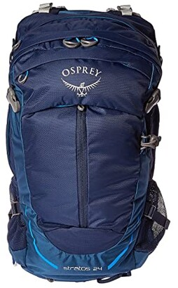 Osprey Stratos 24 (Eclipse Blue) Backpack Bags