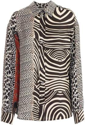 Pierre Louis Mascia Pierre-Louis Mascia Shirt L/s Animalier
