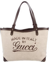 Gucci Craft Tote