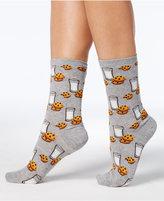 Hot Sox Women's Milk & Cookies Socks