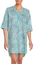 Karen Neuburger Cotton Sleepshirt