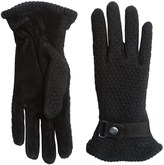 Woolrich Century Gloves - Suede-Wool, Fleece Lined (For Women)