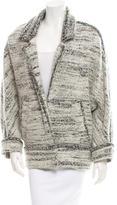 Isabel Marant Wool & Mohair-Blend Jacket