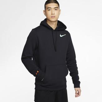 Nike Men's Basketball Pullover Hoodie PG Gatorade