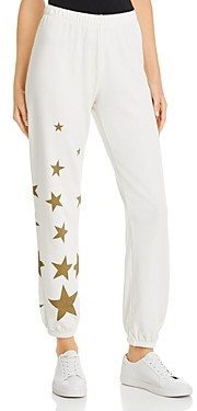 Wildfox Couture Easy Falling Stars Sweatpants