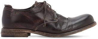 Shoto Leather Lace-up Derby Shoes