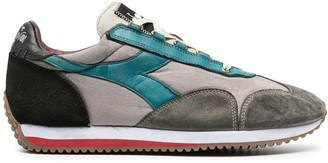 Diadora Equipe H panelled sneakers
