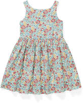 Ralph Lauren Floral Fit-and-Flare Dress