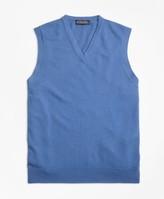 Brooks Brothers Cashmere Vest
