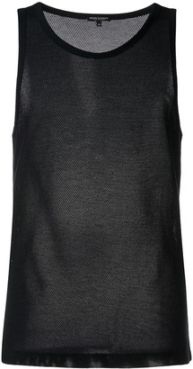 Ron Dorff Mesh Underwear Tank Top