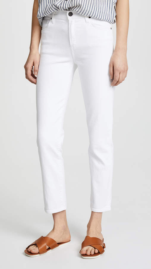 Gold Sign The Semi Fit Slim Straight Jeans