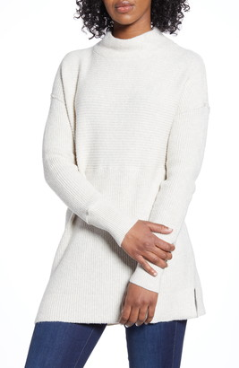 Caslon Ribbed Tunic Sweater