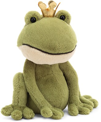 Jellycat Felipe the Frog Prince Stuffed Animal