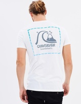 Quiksilver Mens Original Patch T Shirt