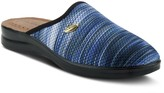 Spring Step Flexus by Ombre Fabric Slippers - Scuff-Ombre