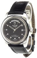 Tudor 'Glamour Day-Date' analog watch