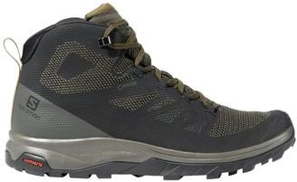 L.L. Bean Men's Salomon Outline Gore-Tex Hiking Boots