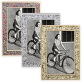 Kate Spade Simply Sparkling 4-Inch x 6-Inch Glitter Picture Frame