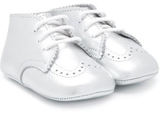 Gallucci Kids Brogue Boot Pre-Walkers