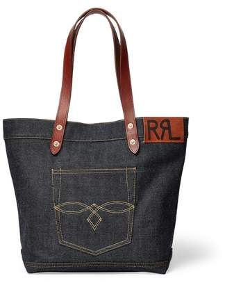 Ralph Lauren Denim Tote